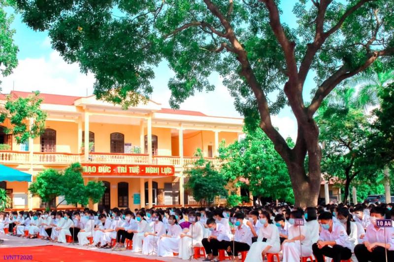 Trường THPT Nguyễn Thiện Thuật