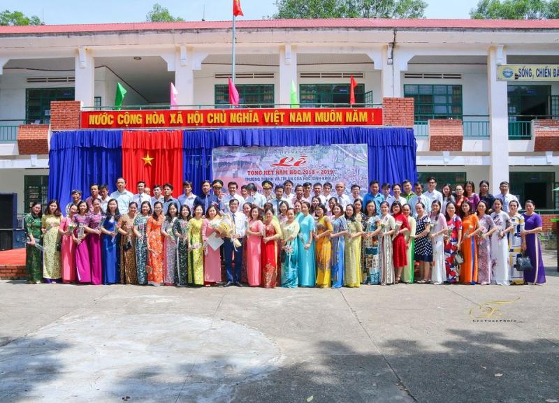 THPT Nguyễn Trãi