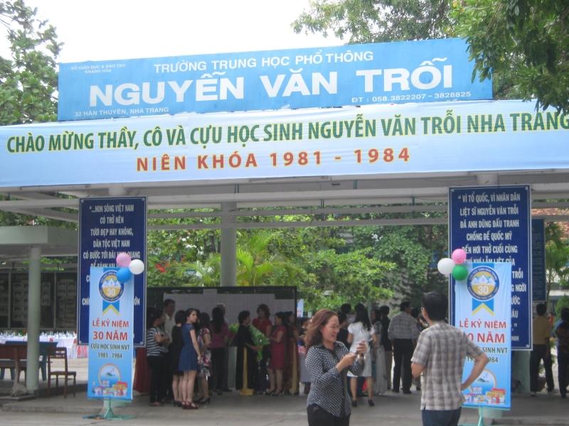THPT Nguyễn Văn Trỗi