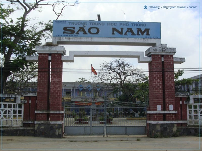 THPT Sào Nam