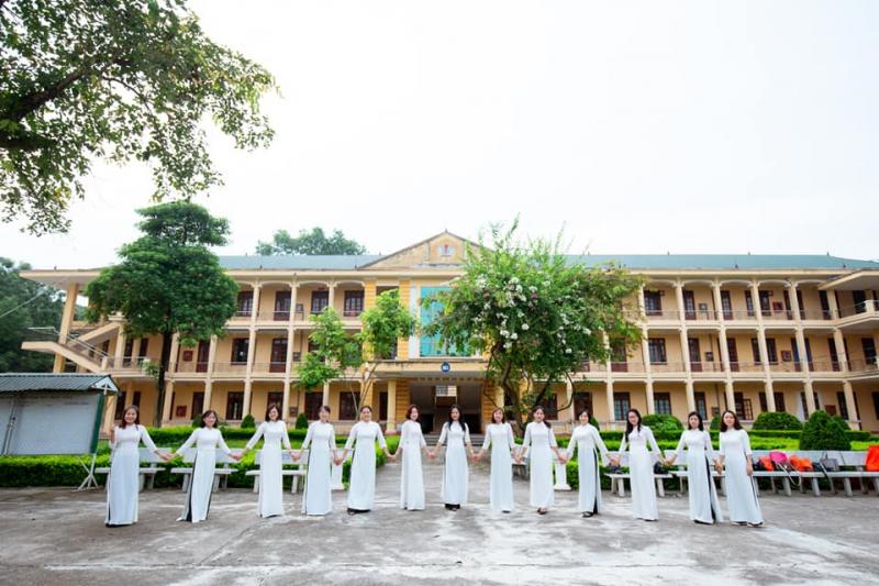 THPT Tân Trào, Tuyên Quang
