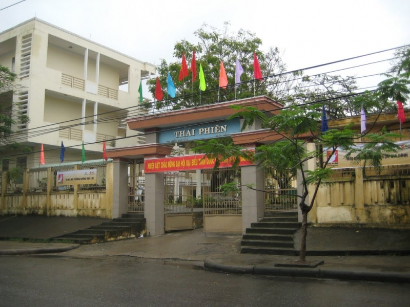 THPT Thái Phiên