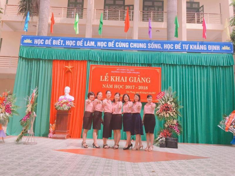 THPT Tiền Phong