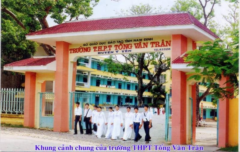 THPT Tống Văn Chân