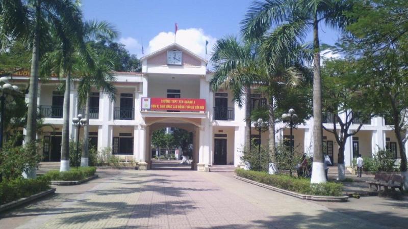 THPT Yên Khánh A