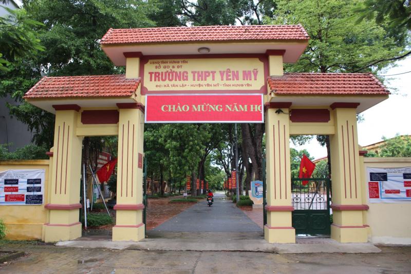 Trường THPT Yên Mỹ