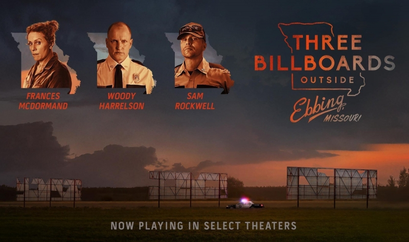 Phim Three Billboards Outside Ebbing, Missouri