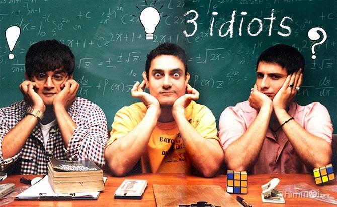 Three Idiots (Ba Chàng Ngốc)