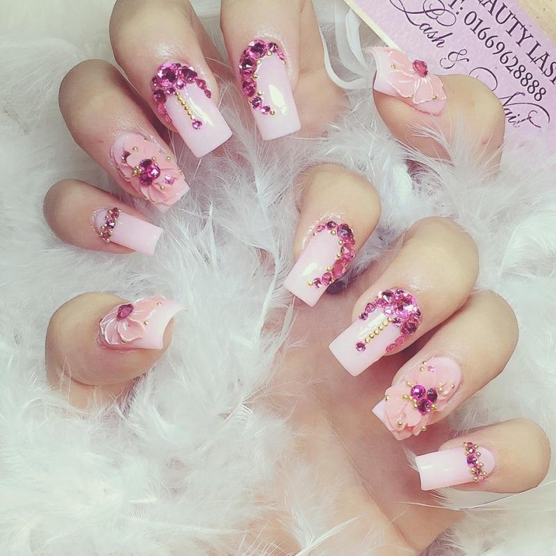 Thu Beauty Lashes - tiệm nail đẹp và chất lượng nhất TP. Hạ Long