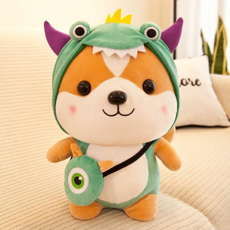 Gấu Bông Shiba cho bé 1 tuổi
