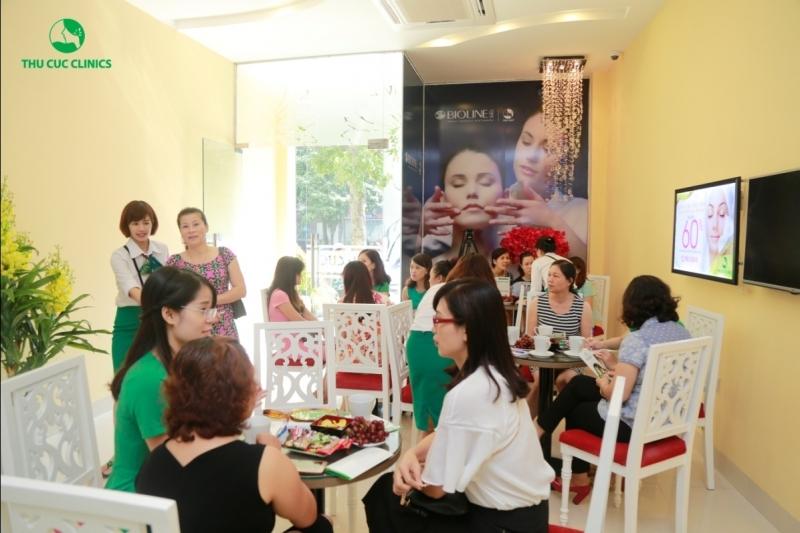 Thu Cúc Clinic Vinh