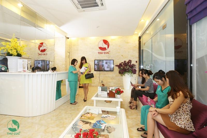 Thu Cúc Clinics tự hào nhận được sự tin cậy của đông đảo chị em phụ nữ, đồng hành cùng nhan sắc Việt
