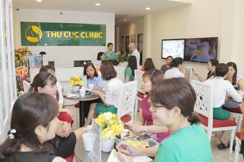 Thu Cúc Clinics có đội ngũ tư vấn rất có tâm và chuyên nghiệp