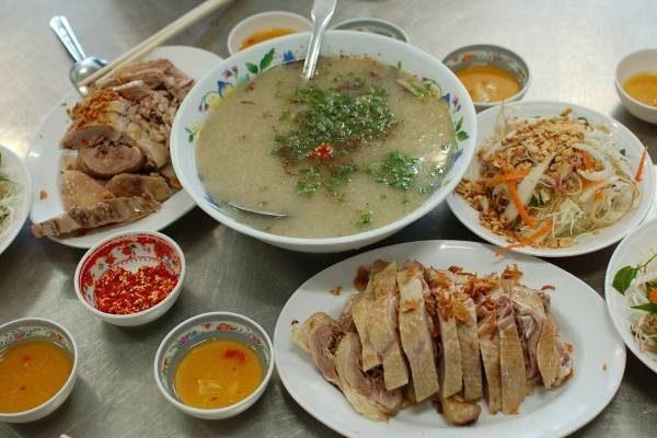 Thu Diễm - Cháo Vịt & Bún Măng Vịt