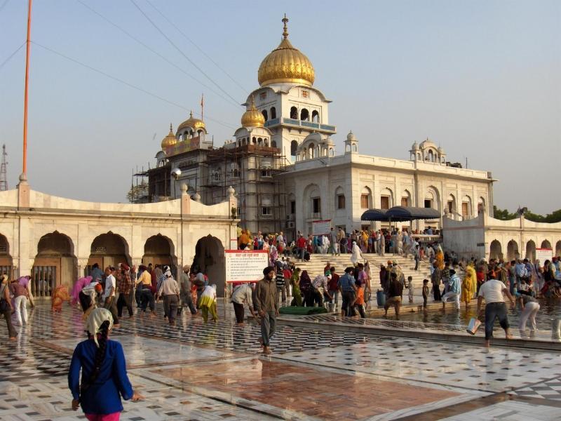 Thủ đô Delhi
