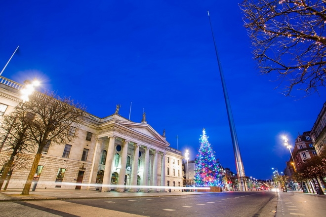 Thủ đô Dublin, Ireland