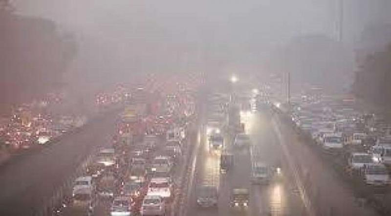 Thủ Đô New Delhi của Ấn Độ có mức độ bụi bẩn gấp 3 lần Bắc Kinh của Trung Quốc