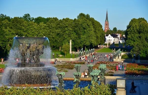 Thủ đô Oslo