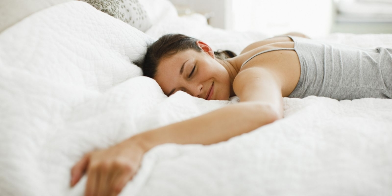 Thư giãn đầu óc trước khi đi ngủ