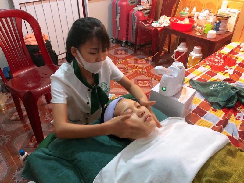Thu Hiền - Chăm sóc mẹ và bé sau sinh tại nhà