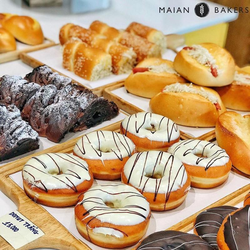 Thu Huong Bakery