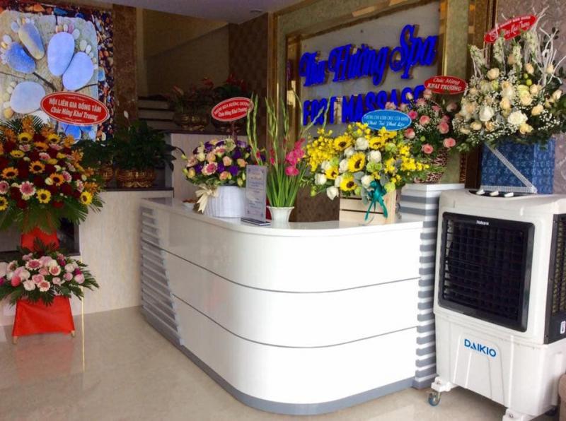Thu Hường Spa địa chỉ đào tạo Spa uy tín ở Quảng Ninh