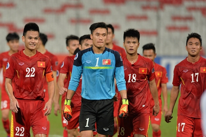 Thủ môn số 1 của đội tuyển U22 Việt Nam