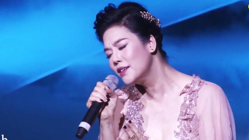 Ca sĩ Thu Phương