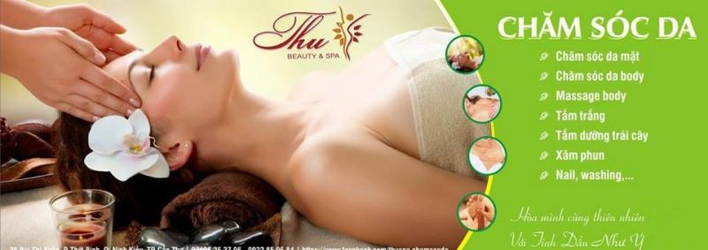 Lựa chọn nhiều liệu trình thư giãn tại Thu spa - Spa Cần Thơ
