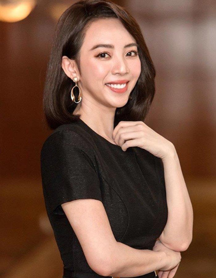 Hoa hậu làng hài Thu Trang