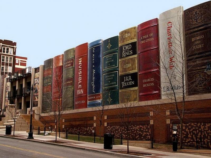 Thư viện bang Kansas (Hoa Kỳ)