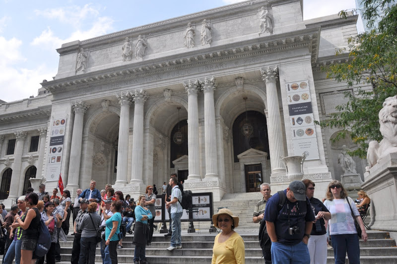 Thư viện công cộng thành phố New York