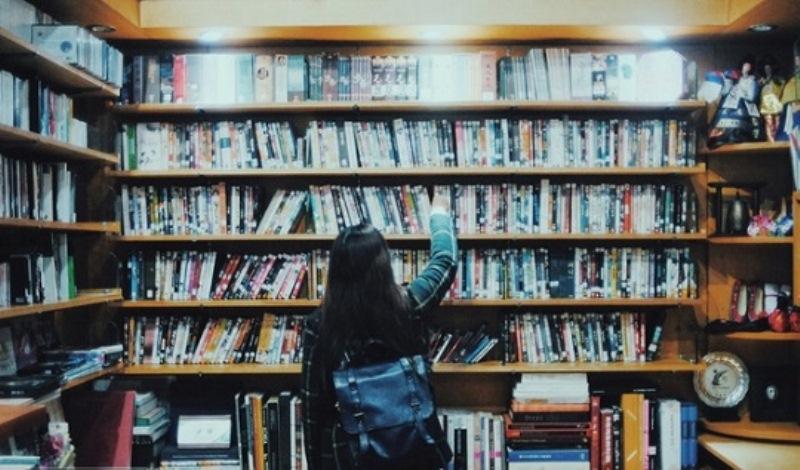 Tài liệu tại trung tâm văn hóa Hàn Quốc chủ yếu về phim ảnh, văn hóa nghệ thuật Hàn Quốc