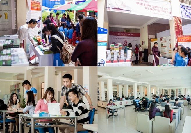 Thư viện Đại học Đại Học Duy Tân