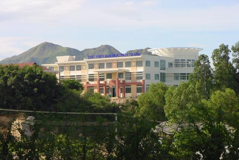 Thư viện Đại học Nha Trang