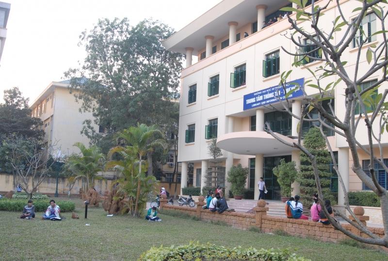 Thư viện Đại học Quốc gia Hà Nội