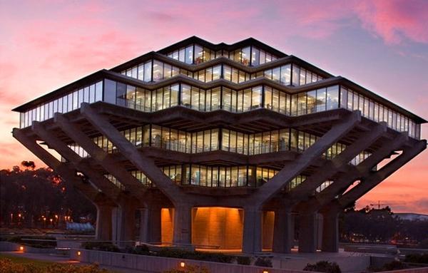 Thư viện Geisel, Mỹ.