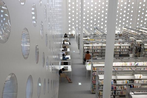 Mục đích của thư viện là nhằm khuyến khích tinh thần hiếu học
