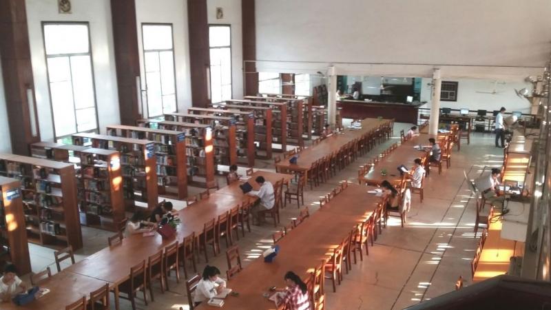 Thư viện Khoa học Tổng hợp Tp.HCM