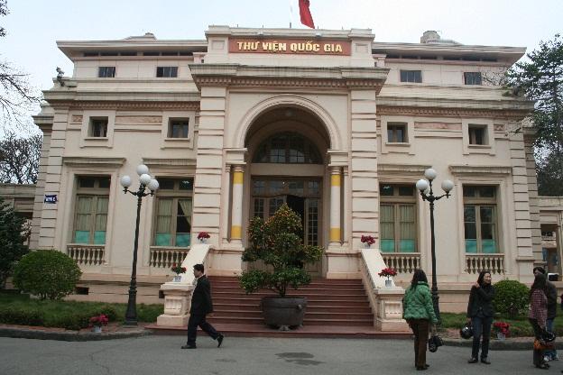 Thư viện Quốc gia