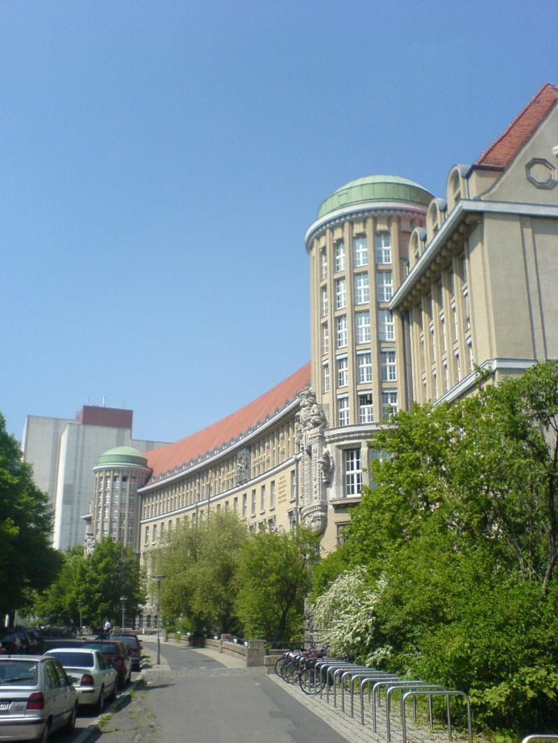 Thư viện quốc gia Đức