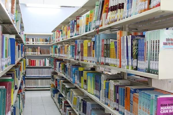 Lượng sách khổng lồ tại Thư viện sách tỉnh Nghệ An