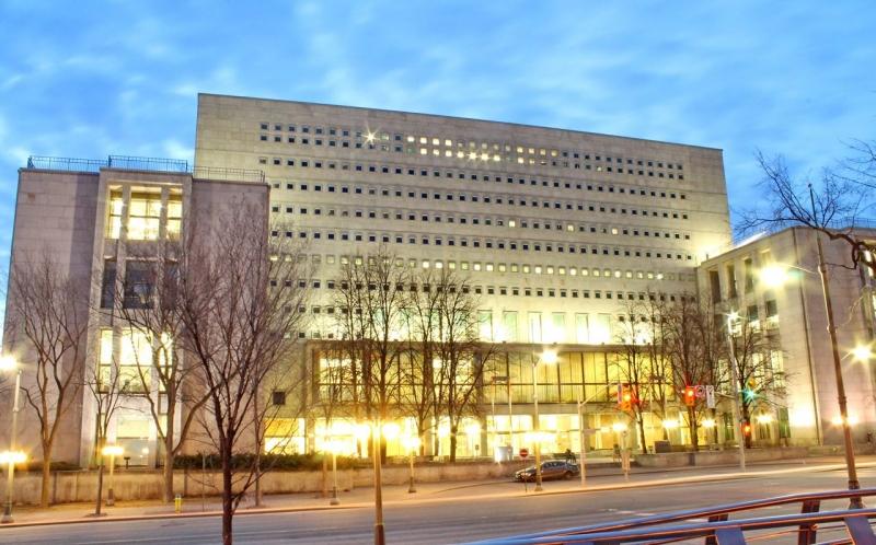 Thư viện và cơ quan lưu trữ Canada