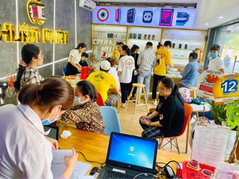 Thuận Phát Iphone