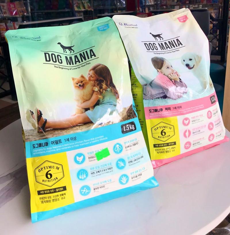Thức ăn cho chó Dog Manina