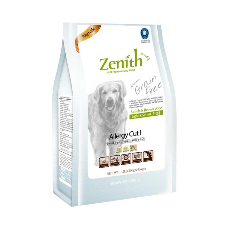 Thức ăn cho chó Zenith