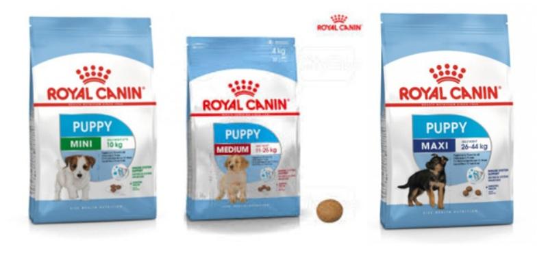Thức ăn hạt khô Royal Canin