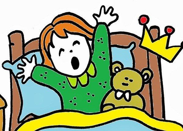 Thức dậy đúng giờ giúp trẻ tự tin hơn khi bắt đầu một ngày mới không còn vội vàng