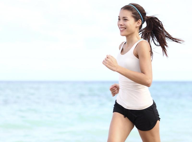 Tập thể dục giúp giảm mỡ đùi