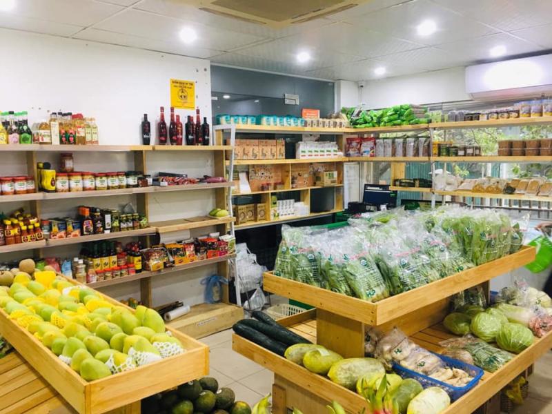 Thực phẩm an toàn Ecofoods